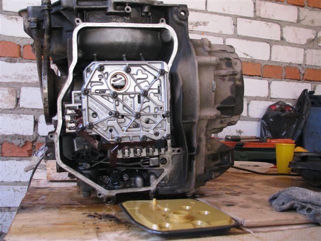Полное руководство по ремонту и эксплуатации АКПП Audi A 6 C 5 своими руками